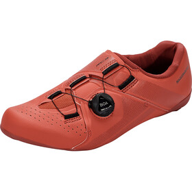 Shimano SH-RC3 Bike Shoes, red